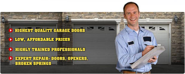 Safety Harbor Garage Door Repair